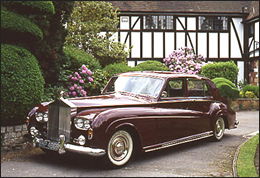 1964 Rolls Royce Phantom V Sedanca