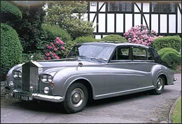 1964 Rolls Royce Phantom V